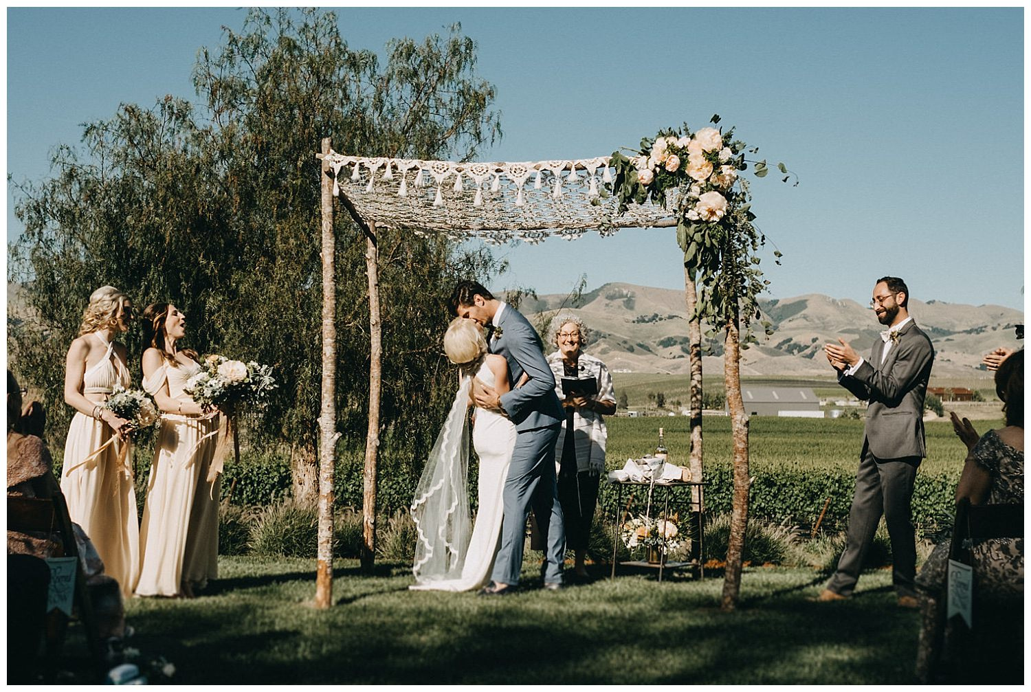 Greengate Ranch and Vineyard Wedding